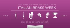 Italian Brass Week Festival