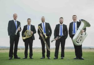 Quinteto de metales Back To Brass