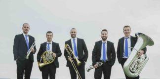 Quinteto de metales Back To Brass