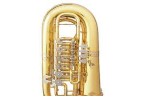 Tuba en fa B&S 4100 Apollo de 6 cilindros