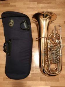 Tuba en fa JBL classic