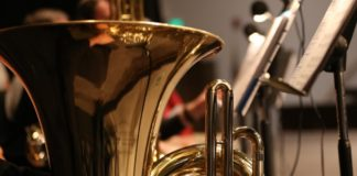 La tuba, el instrumento con menos riesgos frente al COVID