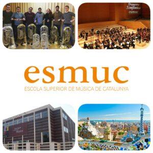 Sesiones informativas ESMUC