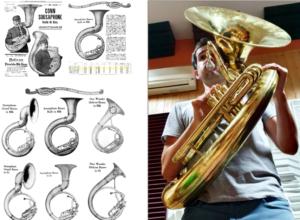 El sousaphone por óscar santiso